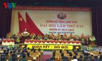 Parteikonferenz der Provinzen Bac Lieu, Soc Trang und Lang Son