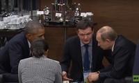 G20-Gipfel: USA und Russland reden über Syrienproblem