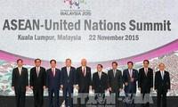 UN-Generalssekretär Ban Ki-moon ruft Seiten im Ostmeer zum Respekt des Völkerrechtes auf