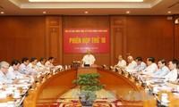 10. Sitzung des Verwaltungsstabs für Korruptionsbekämpfung
