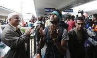 Flüchtlingskrise: Deutschland stellt 94 Milliarden Euro bereit