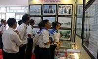 """Ausstellung """"Hoang Sa, Truong Sa von Vietnam – die historischen und gesetzlichen Beweise"""""""