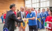 4. Europäische Vovinam-Meisterschaft findet in der Schweiz statt
