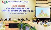 Premierminister Nguyen Xuan Phuc: Bildung ist eine der wichtigsten Aufgaben des Landes