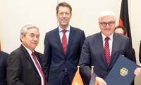 Vietnamesisch-deutsche Zusammenarbeit in Wissenschaft und Technologie