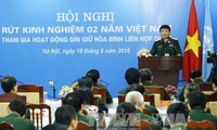 Vietnam beteiligt sich aktiv an UN-Friedenssicherung