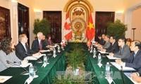 Vietnam und Kanada verstärken ihre Zusammenarbeit in zahlreichen Bereichen