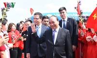 Nguyen Xuan Phuc beginnt offiziellen China-Besuch
