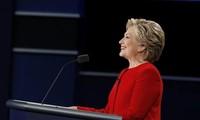US-Wahlen 2016: Clinton hinterlässt Eindruck beim ersten Fernsehduell