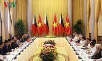 Zusammenarbeit zwischen Vietnam und Philippinen verstärken