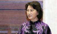 Parlament entfaltet Rolle und Position Vietnams auf multilateralen Foren