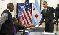 US-Wahlen 2016: Präsident Obama wählt frühzeitig