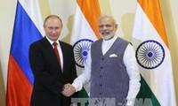 Gipfel der Schwellenländer in Indien eröffnet