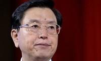 Vorsitzender des Nationalen Volkskongresses Chinas Zhang Dejiang besucht Vietnam
