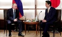 Japan und Russland erzielen Fortschritte für einen Friedensvertrag