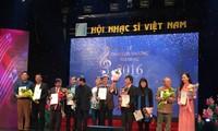 Vietnamesischer Komponistenverband verleiht Musikpreis 2016