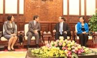 Strategische Partnerschaft zwischen Vietnam und Japan entwickelt sich gut