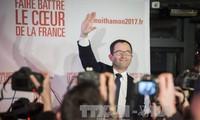 Präsidentenwahl in Frankreich: Vorläufige Wahlergebnisse der ersten Runde der Linken