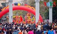 Vietnams Tourismus empfängt viel Touristen zum Tetfest 2017