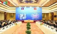 Hochrangige Vereinbarungen zwischen Vietnam und Laos effektiv umsetzen