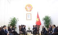 Verstärkung der Zusammenarbeit im Bereich Technologie zwischen Vietnam und Frankreich