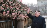 Nordkorea erklärt Verschärfung von Atomdrohungen