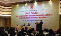 Qualität der vietnamesischen Arbeitskräfte im Ausland verbessern