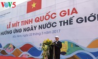 Vietnam feiert den Weltwassertag