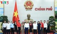 Die Rolle des vietnamesischen Roten Kreuzes in der Sozialfürsorge entfalten
