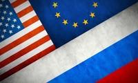 EU überlegt Reaktion auf US-Sanktionen gegen Russland