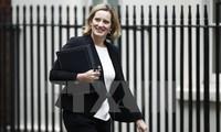 Brexit: Großbritannien schlägt neuen Sicherheitsvertrag mit der EU vor