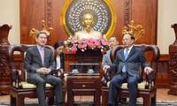 Verbindung zwischen Ho Chi Minh Stadt und Südkorea verstärken