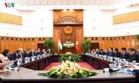 Hochrangiges Gespräch zwischen Vietnam und Ungarn