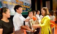 Abschluss des Kulturfesttags der Dao 2017