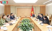 FTA zwischen Vietnam und EU soll sich an der Balance der Interessen beider Seiten orientieren