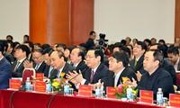 Bilanzkonferenz des Finanzwesens