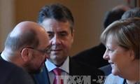Sondierungsgespräche zur Regierungsbildung in Deutschland machen Fortschritt