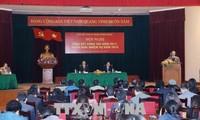 Bilanzkonferenz für 2017 des KPV-Außenkomitees