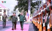 Verteidigungsbeziehungen zwischen Vietnam und Laos sind besonders