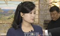 Positive Signale in Beziehungen zwischen Nord- und Südkorea