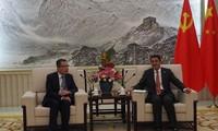 Kommunistische Parteien Vietnams und Chinas verstärken ihre Zusammenarbeit
