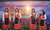 Feier zum Nationalfeiertag Bulgariens in Ho Chi Minh Stadt