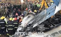 Mindestens 50 Tote beim Flugzeugunglück in Nepal