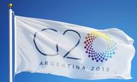 Treffen der G-20-Finanzminister in Argentinien eröffnet