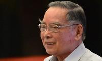 Ehemaliger Premierminister Phan Van Khai hinterließ viele diplomatische Prägungen