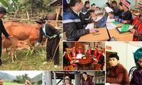 Internationales Seminar über Erfahrungen bei der Umsetzung von Politik für ethnische Minderheiten