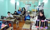 Erweiterung der Arbeitschancen für behinderte Menschen