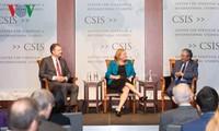 Dialog über Beziehungen zwischen Vietnam und den USA