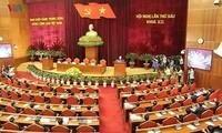 7. Sitzung des Zentralkomitees der KPV eröffnet