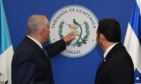 Jerusalem: Arabische Liga stoppt Beziehungen zu Guatemala